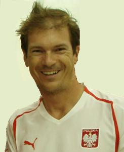 Instruktorzy Hedonia Squash - Andrzej Gołębiowski